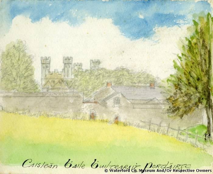 Butlerstown Castle, Butlerstown
