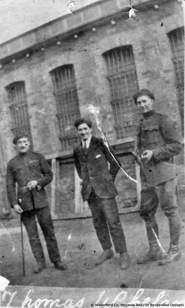 Thomas Whelan, Galway, Day Before Execution