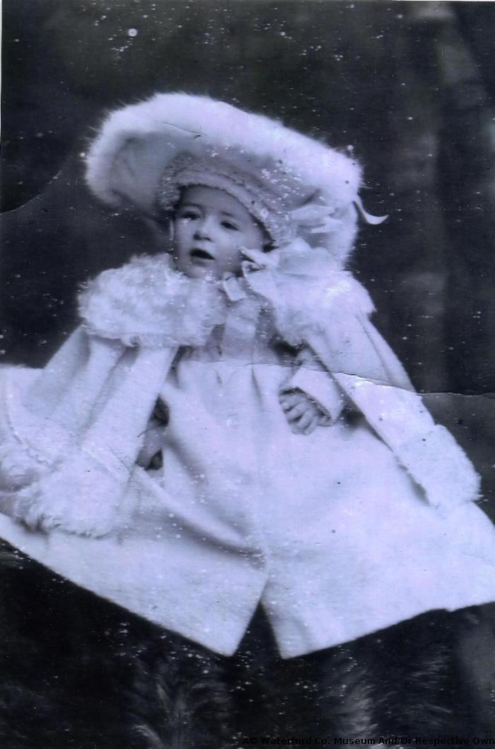 Rev Claude Lionel Chavasse When A Baby
