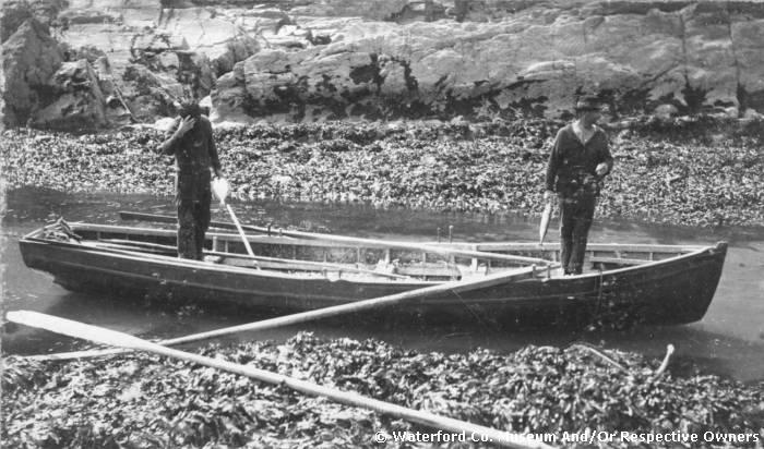 Two Unidentified Fishermen, Ardmore