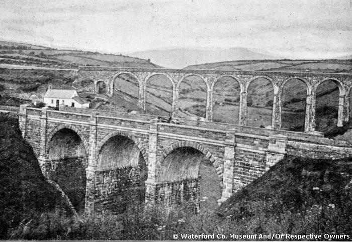 Ballyvoyle Bridge And Viaduct