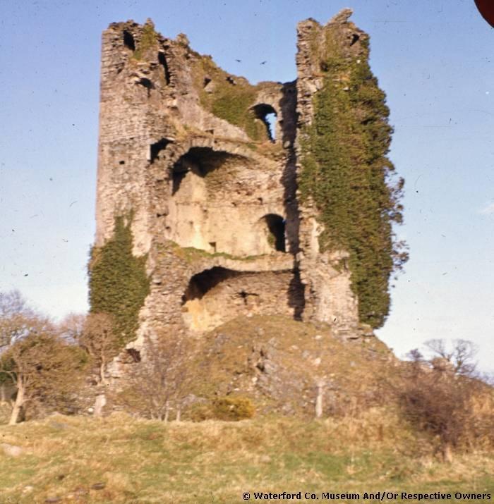 Clonea Power Castle