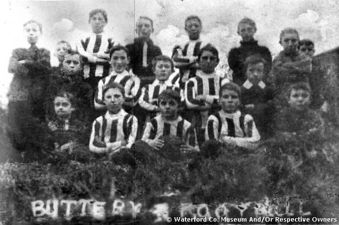 Buttery Football Team, Dungarvan.