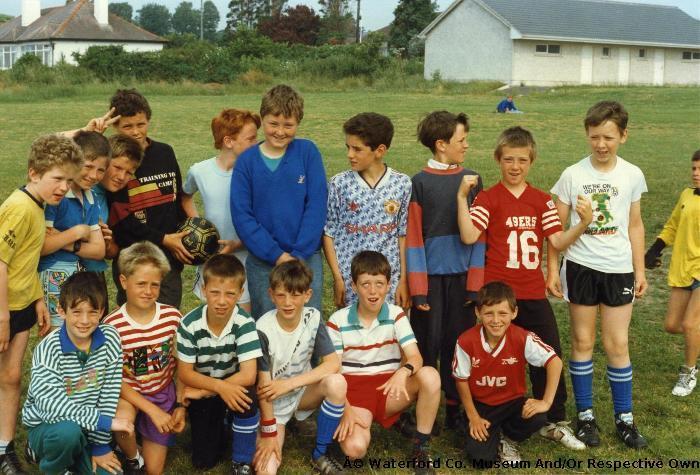 Dungarvan CBS Class of 1992, Primary School