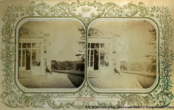 Scene At Marlfield House, Clonmel