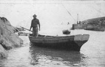 Unidentified Fisherman, Ardmore