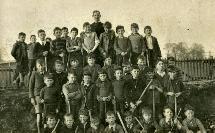 CBS Dungarvan Hurling Team At Fraher Field