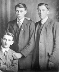 Mr Flaherty, Paddy Ormond - Dungarvan And Packie Croke