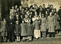 Fr. Jackie  Power  Ordination  April 6th 1946