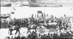 King Edward VII On A Visit To Cork