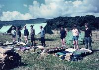 Dungarvan Scouts Annual Camp, Bunclody, Co Wexford