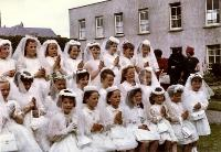 First Holy Communion Class, The Mercy Convent Dungarvan