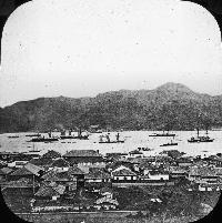 The Foreign Settlement Of Kobé