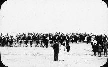 Redmond's Volunteers At Clonea Beach, Dungarvan