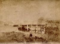 Unidentified Child at Camphire Bridge