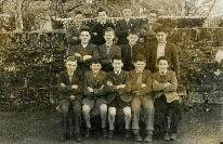 Lismore Primary School Sixth Class. 1960