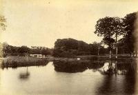 Lake And Bridge, Ballinamona House, Tramore Road, Co. Waterford.