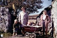 Two Ladies With Pram & Two Children in Cill an Fhuartainn, Ring