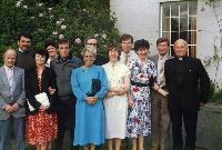 Teaching Staff, CBS, Dungarvan, On Retirement Of Brother Blake
