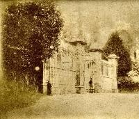 Entrance To Headborough House, Kilwatermoy