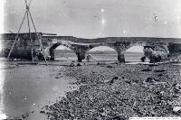 Barnawee Bridge After Storm Damage
