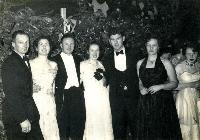 Foley Family And Others At Formal Occasion