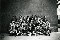CBS Dungarvan 6th Class With Brother Murphy