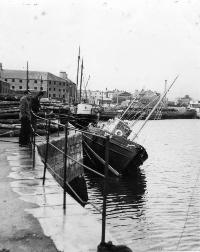 The Casanova and Ventura At Davitt's Quay, Dungarvan