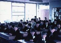 Confirmation Class, CBS, Dungarvan, In Class Room