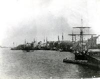 Sailing Ships, Davitt's Quay, Dungarvan