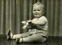Hugh Foley, Aged One.