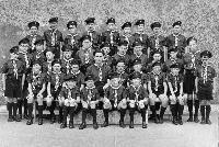 11th Waterford Dungarvan Scouts, First Investiture