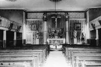 Interior Of Ring Church