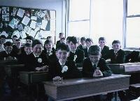 Dungarvan CBS Confirmation Class In Class Room