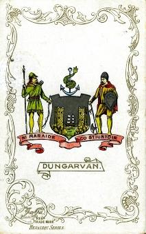 Dungarvan Coat Of Arms