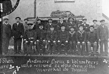 Ardmore Lifeboat Crew & Volunteers