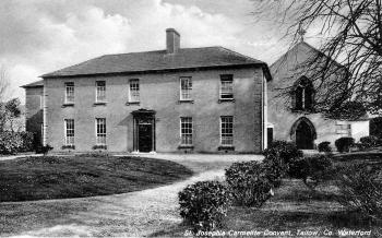The Carmelite Monastery - Tallow : An Outline History - Waterford